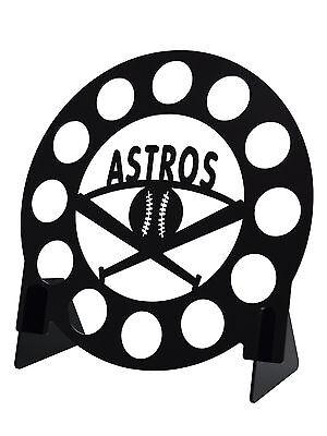 Houston Astros Baseball Black 12 K Cup Dispenser Coffee Keurig Pod Holder