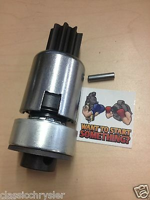 Usa Made New Starter Drive 2n 8n 9n Ford Tractor Bendix Wow Free Shipping
