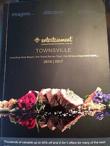 Entertainment book for Townsville, Airlie Beach,Whitsundays Brookdale Armadale Area Preview