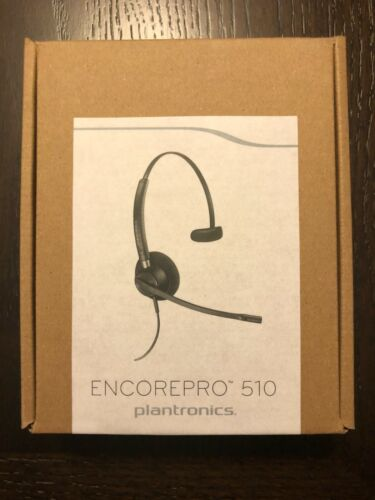 NEW - Plantronics Encorepro HW510 - 89433-01