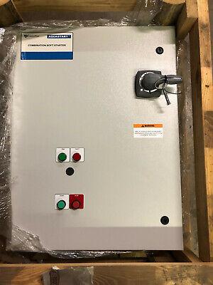 Xylem Centripro Aquastart Ast20300 30 Hp 85 Amps With Weg Ssw07 Soft Starter