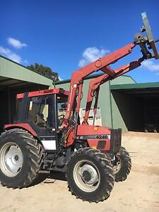 Tractor case 4240 cab 4x4 with Pearson loader Sydney City Inner Sydney Preview