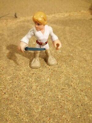 Star Wars Galactic Heroes Hasbro Figures Playskool Luke Skywalker