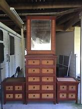 Bali style bedroom furniture package Tallebudgera Gold Coast South Preview