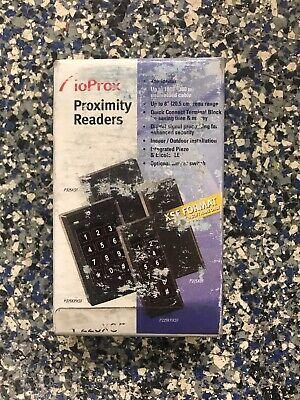 Kantech Ioprox Xsf Format P225xsf Proximity Reader. Digital Signal Processing.