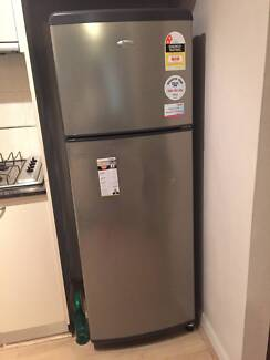 whirlpool stainless steel good condition