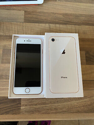 Apple iPhone 8 Rose Gold 64GB - Unlocked - ONLY 17 MONTHS OLD