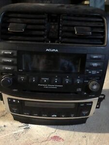 Acura Tsx Buy Or Sell Used Or New Car Stereo GPS In Ontario - 2005 acura tsx aftermarket radio