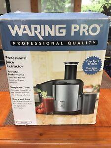 Waring Pro Juicer Extractor