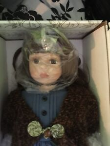 Princess House Collectible Porcelain Doll