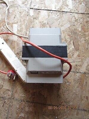 Square D Topaz Ultra Isolator Line Noise Suppressor 1kva 91001-11