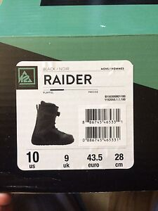 Used once K2 snowboard boots $120