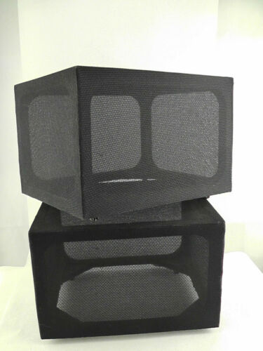 Pair SoundSpan Speaker Covers ONLY for TPR100 Omni-Directional ~D