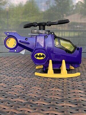 Mattel Toy Imaginext DC Friends Batgirl Helicopter