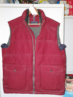 Used, Tommy Hilfiger Bodywarmer/Vest Men's XL Duck down lining RRP £120 for sale  Shipping to Nigeria