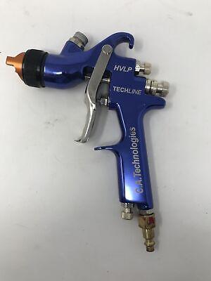 C.a. Technologies - Techline Hvlp Fine Spray Gun