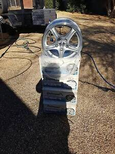 Holden Commodore 16 inch commodore mags new Waikerie Loxton Waikerie Preview