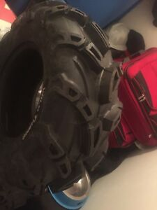 Brand new wild thang quad or side by side tires