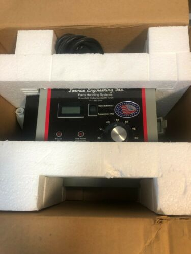 Service Engineering At-1051-mms-hc-se Vibratory Feeder Controller Accu-tune #1