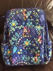 Vera Bradley Disney Mickey Mouse and Mini Mouse bag