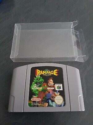 Rampage World Tour PAL nintendo 64 N64 test ok envoi suivi