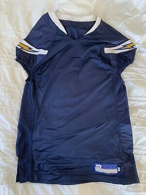 NFL San Diego Chargers Practice Jersey - Team Uniform Size 50 - 2006 Era San Diego Chargers Uniform