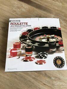 Brand New shot roulette game