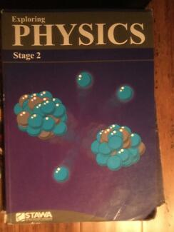 STAWA Exploring Physics Stage2 Stage 3 and Study Guide Stage 3