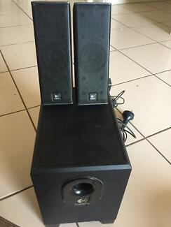 Logitech speakers in great condition Tullamarine Hume Area Preview