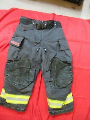 Black Globe Gxtreme 42 X 26 Gear Bunker Pants Turnout Pants Fdny Style Fire