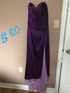 Stunning grad dress!- excellent condition!!!