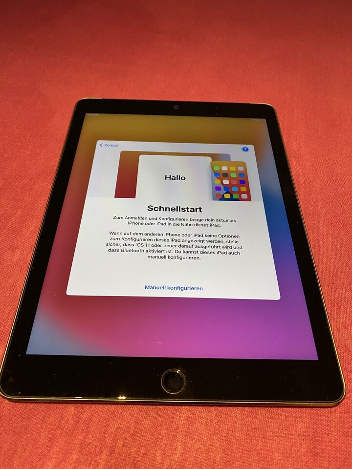 Ipad Air 2 Cellular 16GB in Brandenburg - Wriezen