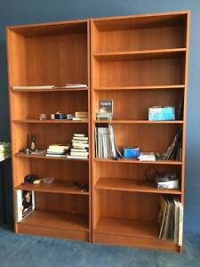 Bookcase x 2, 90cm wide by 200 cm tall North Turramurra Ku-ring-gai Area Preview