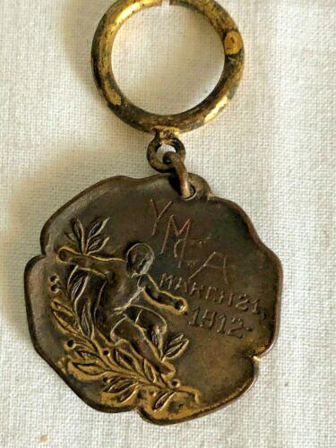 YMCA Sports Medal Vintage March 21, 1912 R.B. Jump Jax (Jacksonville) Fla.