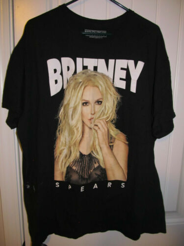Britney Spears tour shirt - Britney Spears Collection Adult 2XL