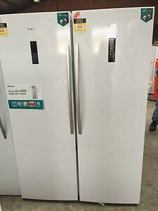 Hisense HR6AFF355D 355L White Single Door Fridge NEW inside Chadstone Monash Area Preview