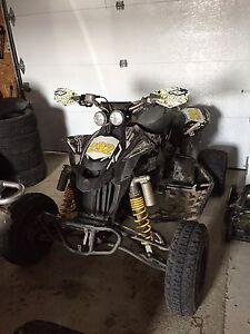 Can am ds450 xmx 2009