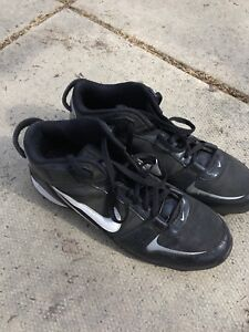 Nike Shark men's football cleats, 11