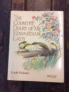 The country diary of an Edwardian Lady.