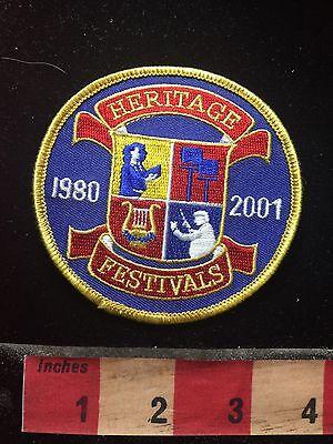 Heritage Music Festivals (Music Patch HERITAGE FESTIVALS 1980-2001 )