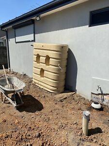Rain Water Tank - 1000L