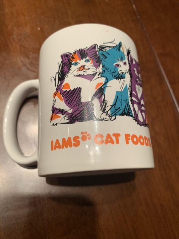 Iams Cat Foods Good For Life Coffee Tea Mug