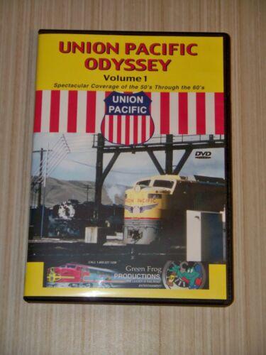 Union Pacific Odyssey Volume 1 DVD 1950