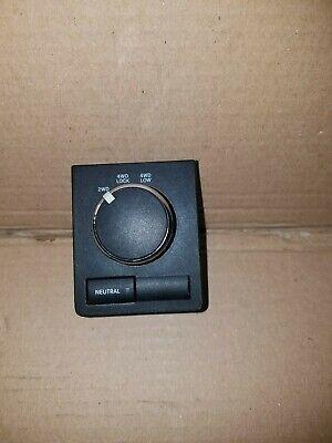 10-12 Dodge Ram 2500 3500 4x4 Switch Transfer Case 4WD P04602973AC