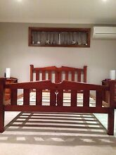 Queen Size Bed Frame Windsor Hawkesbury Area Preview