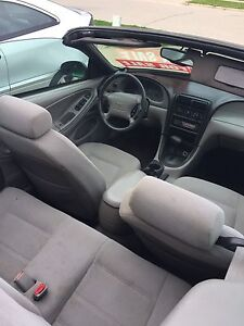 2000 Ford Mustang 3.8L Convertinle