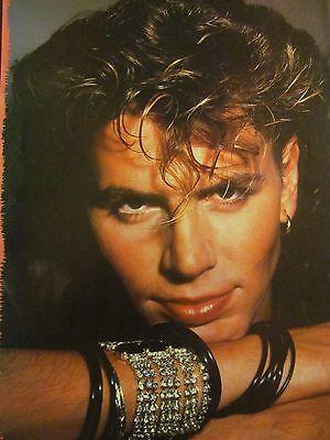 John Taylor, Duran Duran, Full Page Vintage Pinup