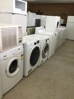 Washing machine with a fridge package deals from $450 with warranty