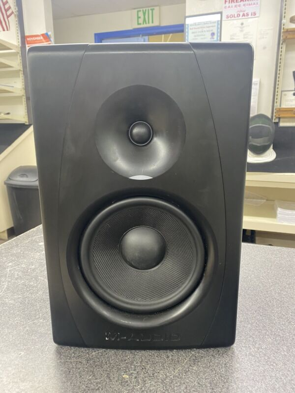 **PAIR** of M-Audio Studiophile CX8 High-Resolution Studio Monitors