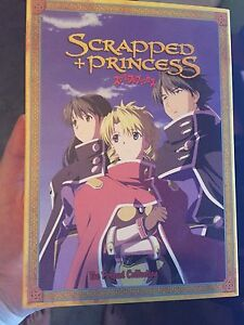 Scrapped princess complete anime series Milpara Albany Area Preview